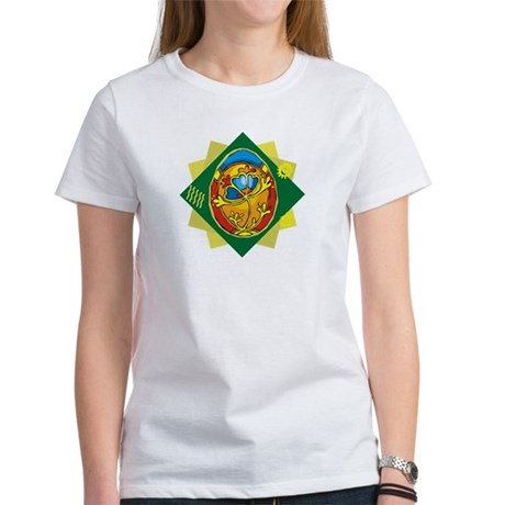Pretty Easter Egg Women's T-Shirt
