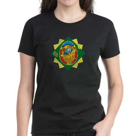 Pretty Easter Egg Women's Dark T-Shirt
