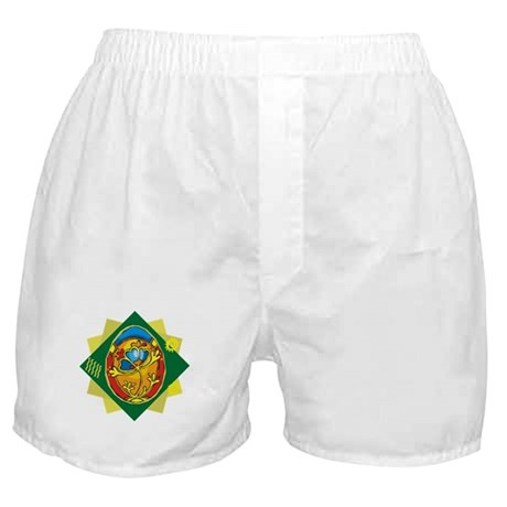 Pretty Easter Egg Boxer Shorts