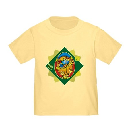 Pretty Easter Egg Toddler T-Shirt