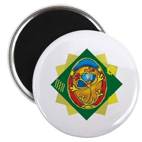 "Pretty Easter Egg 2.25"" Magnet (10 pack)"