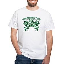 Official Irish Drinking Team Shirt - Shirt
