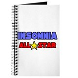 """Insomnia All Star"" Journal"