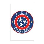Tennessee OES Mini Poster Print