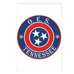 Tennessee OES Postcards (Package of 8)