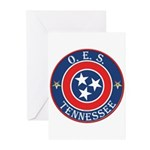 Tennessee OES Greeting Cards (Pk of 10)
