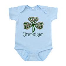 Brannigan Shamrock Infant Bodysuit