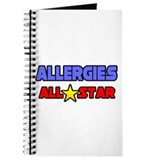 """Allergies All Star"" Journal"
