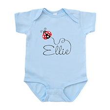 Ladybug Ellie Infant Bodysuit