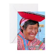 Happy Elder - Greeting Cards (Pk of 10)