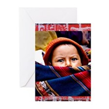 In a Child's Eyes - Greeting Cards (Pk of 10)
