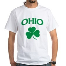 Ohio Irish Shamrock Shirt