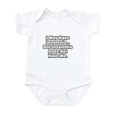 """Insomnia Inspiration"" Infant Bodysuit"