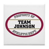 Johnson  Tile Coaster