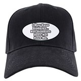 """Diabetes Fighter Quote"" Baseball Cap"