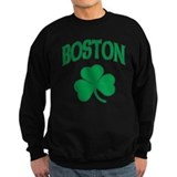 Boston Irish Shamrock Jumper Sweater