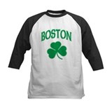 Boston Irish Shamrock Tee