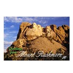 Mount Rushmore postcards