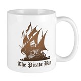 The Pirate Bay Mug