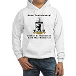 Save Teufelsberg! Hooded Sweatshirt
