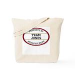 Jones  Tote Bag