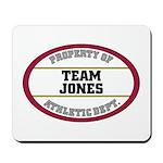 Jones  Mousepad