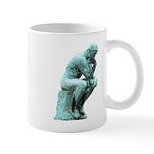 The Thinker Small Mug