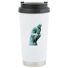 The Thinker Ceramic Travel Mug