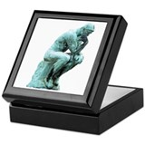 The Thinker Keepsake Box