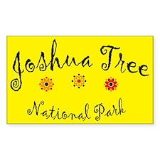 Joshua Tree Super Cute Rectangle Decal