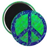 "Splatter Peace 2.25"" Magnet (100 pack)"