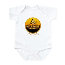 Massage Therapist Infant Bodysuit