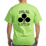St. Patty's Day Highland Games green shirt