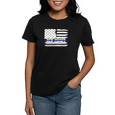 oddFrogg Peace Love Baseball T-Shirt