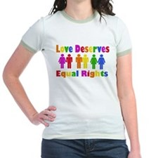 Love Deserves Equal Rights T