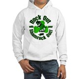 Rock Out With Your Shamrock Jumper Hoody