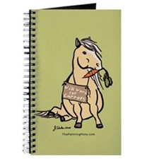 Funny Horse Journal