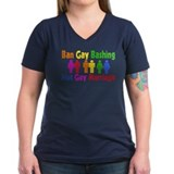 Ban Gay Bashing Shirt