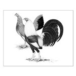 American Game Fowl Small Poster