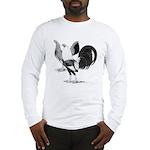 American Game Fowl Long Sleeve T-Shirt