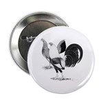 """American Game Fowl 2.25"""" Button (100 pack)"""