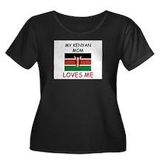 My Kenyan Mom Loves Me T