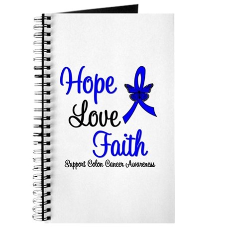 ColonCancer HopeLoveFaith Journal
