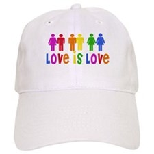Love is Love Baseball Cap