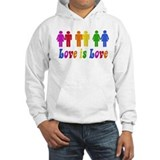 Love is Love Jumper Hoody