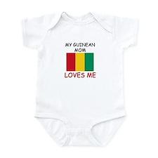 My Israeli Mom Loves Me Infant Bodysuit