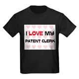 I Love My Patent Clerk T