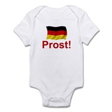German Prost (Cheers!) Infant Bodysuit