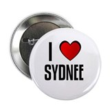 "I LOVE SYDNEE 2.25"" Button (100 pack)"
