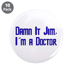 Damn It Jim, I'm a Doctor 3.5